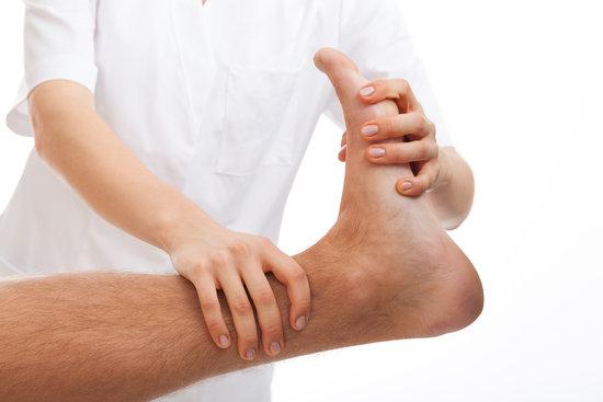 riabilitazione piede