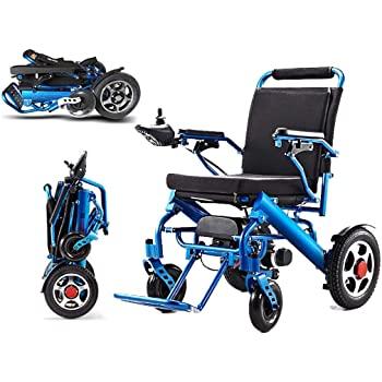Huiiv Sedia a rotelle elettrica