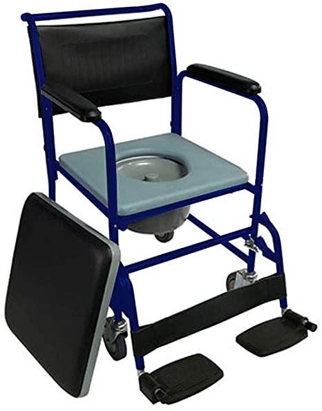 Mobiclinic sedia da bagno a rotelle