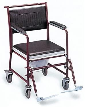 gima sedia a rotelle da bagno