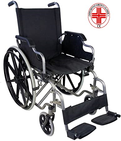 mobiclinic giralda sedie rotelle pieghevole