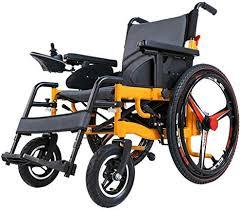 sedia a rotelle elettrica RDJM